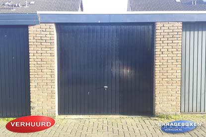 garagebox Ittervegtlaan IJsselmuiden