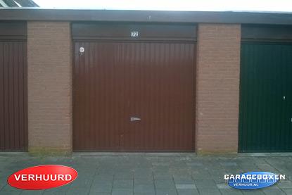 afbeelding garagebox Elzenstraat te Kampen
