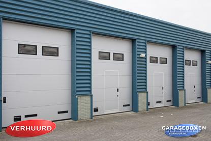 afbeelding van bedrijfsunit Industrieweg te Kampen