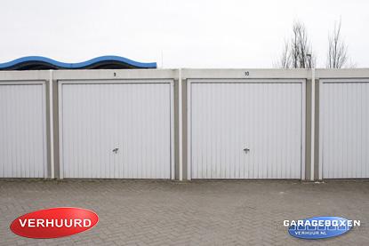 garagegaragebox Kleiland IJsselmuiden