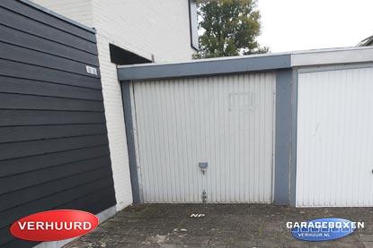 Garage Beekmanstraat te Kampen