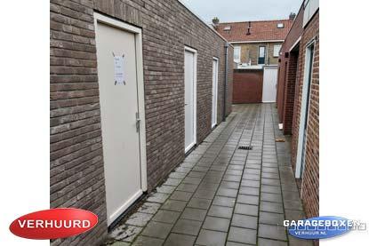 Box of berging te Kampen